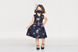 What is the warm trend that is reining the kids' wardrobe in 2021?