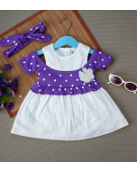 Windi Frock with Bloomer for Girls