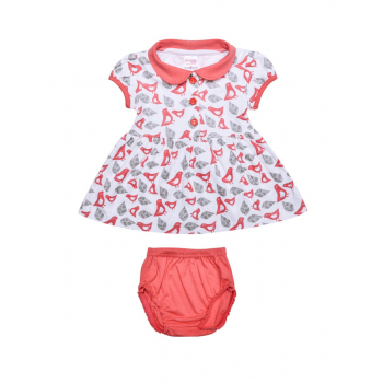 AMYA Frock and Panties for GIRLS