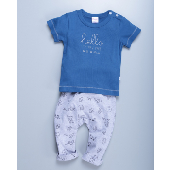 Qubee T-Shirt with Pant for Boys