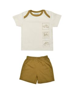 CHARUN Top and Trouser for BOYS