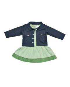 Juna Frock with Shrug for Baby Girls