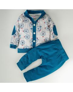 Ryker Top with Pants for Boys