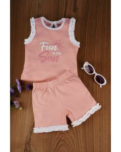 Portia Top and Shorts for Baby Girls