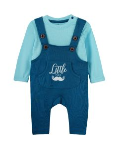 SMITH Dungaree Full Sleeve for Baby BOYS