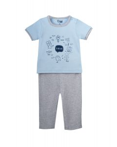 Scotia Top and Pant for Baby BOYS