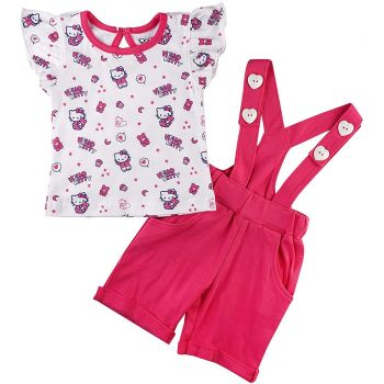 AMANDA  Frock and Shorts for GIRLS