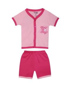 BRIGHT - Half Sleeve Top/Trouser for Boys