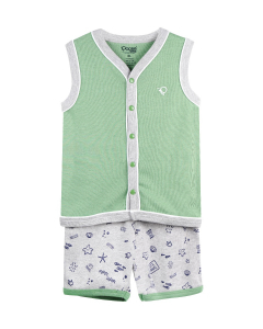 WELCH - Sleeveless Top/Shorts for Boys